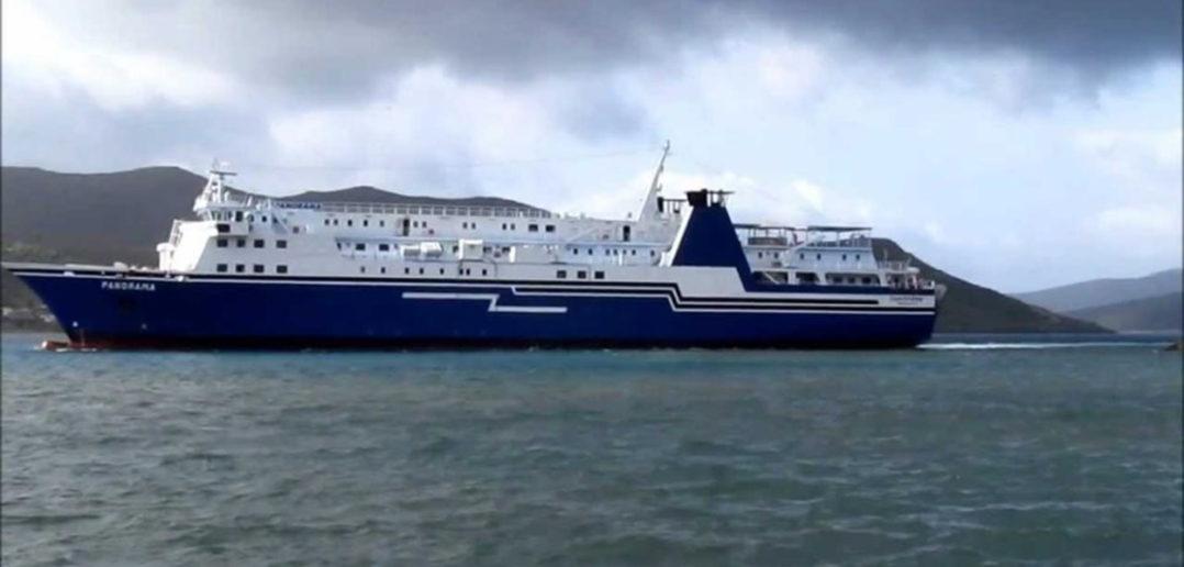 Λαχτάρα για 245 επιβάτες του πλοίου «Πανόραμα» ανοικτά της Ραφήνας