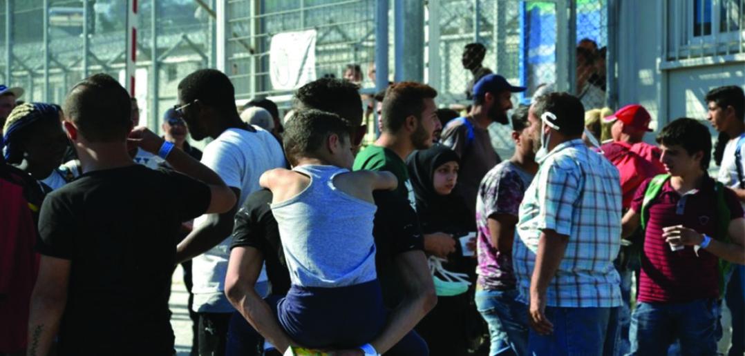Χωρίς ενημέρωση έφεραν μετανάστες στην Αγ. Άννα