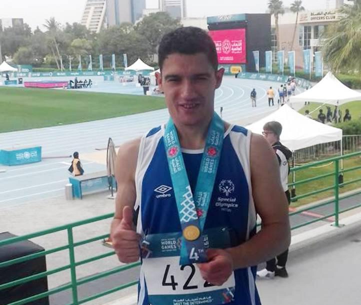Συγχαρητήρια στον Παγκόσμιο Special αθλητή, Παναγιώτη Εμμανουηλίδη ...