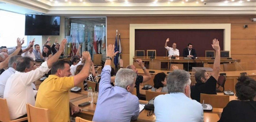 Δια ζώσης συνεδρίαση του Περιφερειακού Συμβουλίου ζητά η αντιπολίτευση