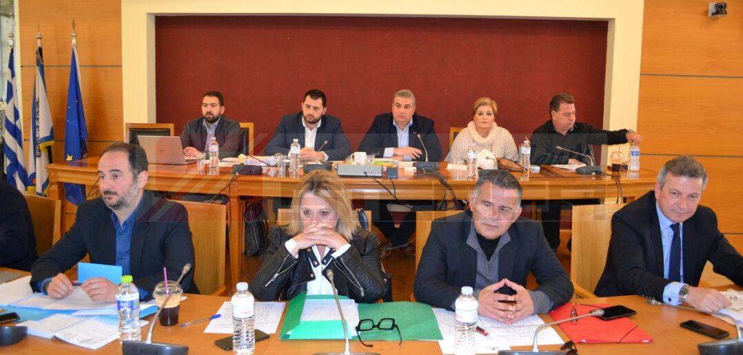 Συνεδριάζει το Περιφερειακό Συμβούλιο την Πέμπτη