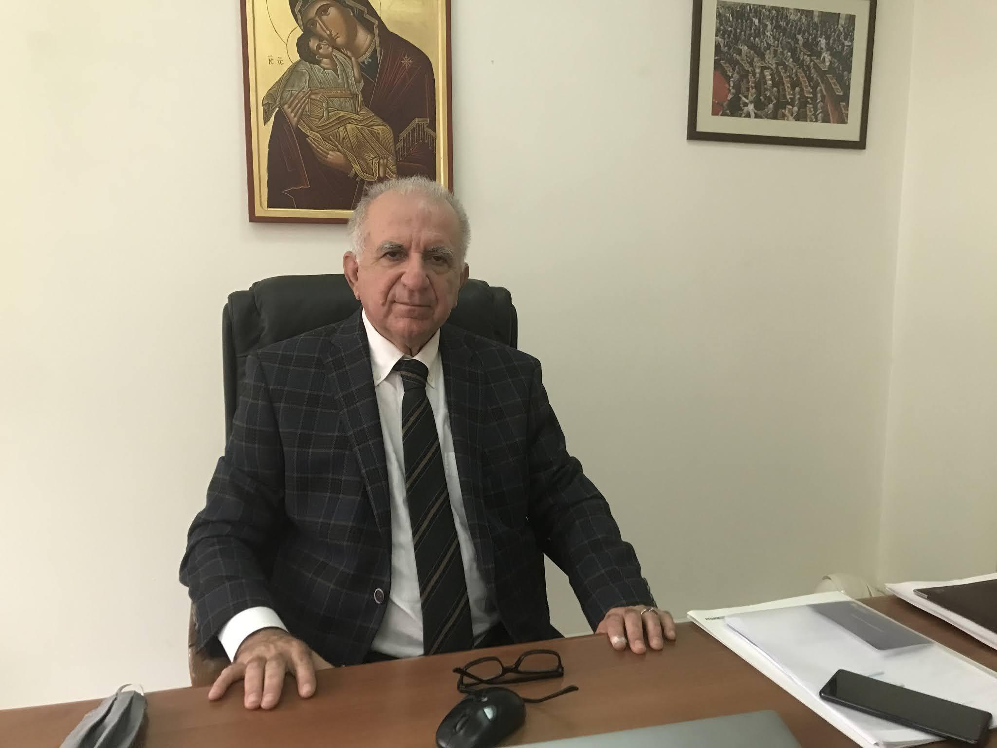 Ανδρέας Κουτσούμπας : Πρόταση για κοινή σύσκεψη κυβερνητικών βουλευτών της Στερεάς υπό τον περιφερειάρχη για να διεκδικηθούν από κοινού έργα