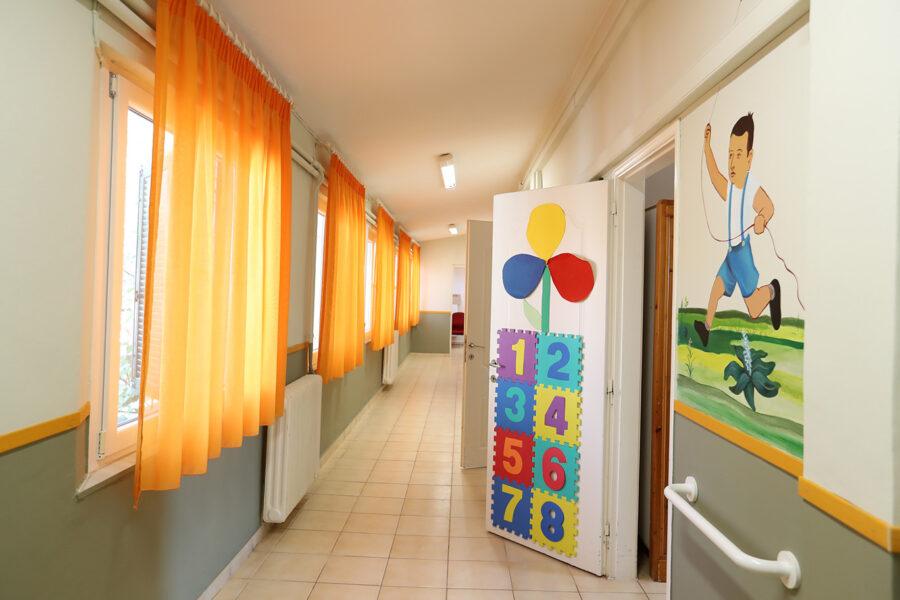 Το Ειδικό Σχολείο της Αγριάς στη Μαγνησία ανακαινίστηκε με την ευγενική  προσφορά του Ομίλου ΗΡΑΚΛΗΣ - STEREA NEWS